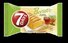 Croissant cu crema de mar si scortisoara 7Days Borseto 80g