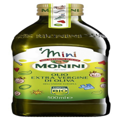 Ulei de masline extra virgin bio Monini Bio Mini 500ml