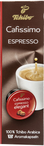 Espresso elegant Tchibo Cafissimo 70g