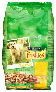 Hrana uscata pentru caini cu pui si legume, Purina Friskies Vitafit 2.4kg
