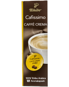 Cafea crema fina Tchibo Cafissimo 70g