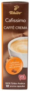 Capsule cafea Cafea crema Tchibo Cafissimo 80g