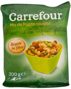 Mix de fructe coapte Carrefour 300g