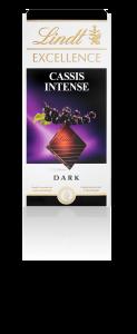 Ciocolata amaruie coacaze-migdale Lindt 100g