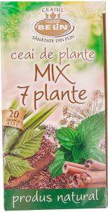 Ceai de plante mix 7 plante Belin 36g