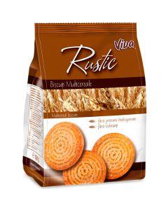 Biscuiti multicerale Viva Rustic 150g