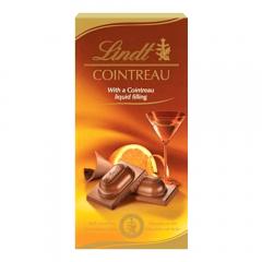Ciocolata cu lapte Cointreau Lindt 100g