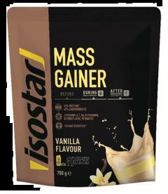 Supliment proteic pentru masa musculara cu aroma de vanilie Isostar Powerplay 700g