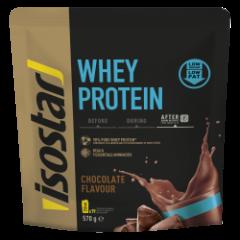 Supliment proteic din zer cu aroma de ciocolata Isostar Powerplay 570g
