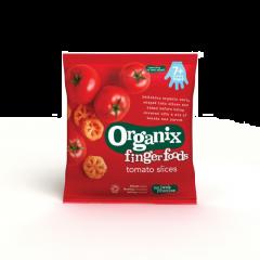Snack din porumb cu rosii Organix Finger Foods 20g