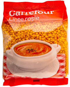 Linte rosie Carrefour 500g