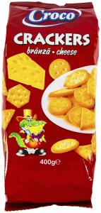Biscuiti cu branza Croco 400g