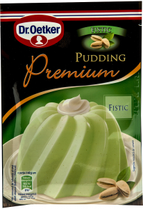 Pudding cu aroma de fistic Dr.Oetker Premium 36g