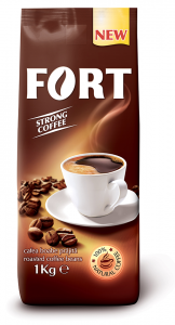 Cafea boabe Fort Strong Coffee 1kg