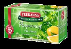 Ceai de menta cu lamaie Teekanne 30g