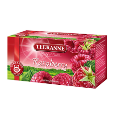 Ceai din amestec de fructe cu aroma de zmeura Teekanne Raspberry 50g