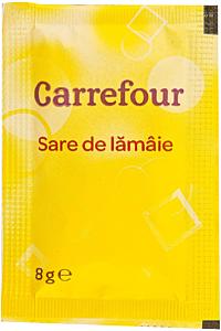 Sare de lamaie Carrefour 8g