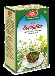 Ceai Sveltaflor pentru slabit Fares 50g