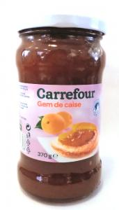 Gem de caise Carrefour 370g