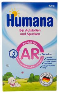 Lapte praf Humana 400g