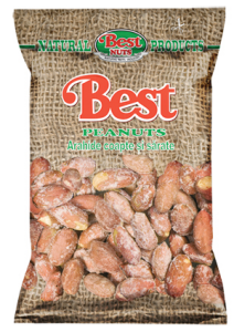 Arahide coapte si sarate Best Peanuts 50g