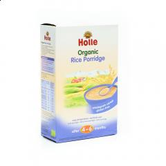 Piure din orez organic Holle 250g