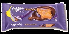 Biscuiti acoperiti cu ciocolata Milka 40g