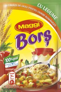 Bors cu legume Maggi 25g
