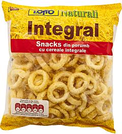 Pufuleti cu cereale integrale Lotto 55g
