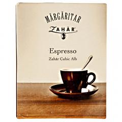 Zahar cubic alb Margaritar Espresso 500g