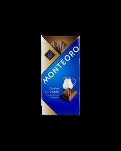 Ciocolata cu lapte Montero 90g