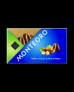 Praline cu crema de alune de padure Monteoro 120g