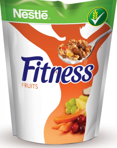 Cereale mic dejun Nestle Fitness&Fruits 425g