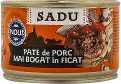 Pate de porc Sadu 170g