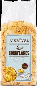 Cornflakes fara zahar Verival Bio 250g