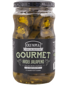 Ardei verzi Olympia Gourmet 355g