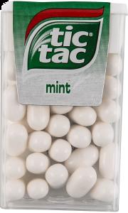 Drajeuri cu gust de menta Tic Tac 18g