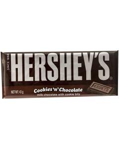 Ciocolata cu lapte Hershey'S 43g