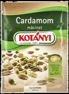Cardamom macinat Kotanyi 10g