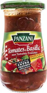 Sos Tomate si Busuioc Premium Panzani 210g