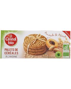 Paleuri de cereale cu ovaz Cereal Bio 140g