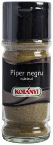 Piper negru macinat Kotanyi 50g