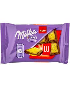 Ciocolata cu biscuiti Milka 35g