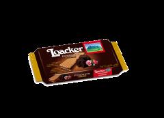 Napolitane cu ciocolata amaruie Loacker 75g