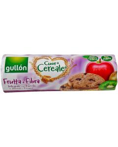 Biscuiti cu cereale Gullon Cuor di Cereale Frutta e Fibra 300g