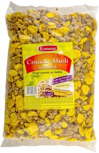 Musli crocant cu stafide Rommac Crunchy Musli 1kg