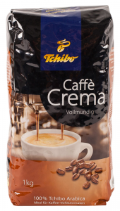 Cafea  Crema Tchibo 1kg