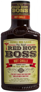 Sos Boss Hot Chilli BBQ Remia 450ml