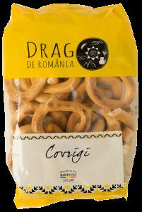 Covrigi Drag de Romania 250g