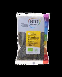 Seminte de dovleac Bio AllGreen 100g
